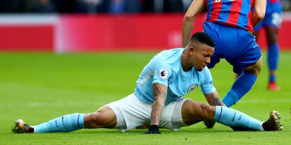 Guardiola prevê que Gabriel Jesus ficará fora do City por 'um ou dois meses'