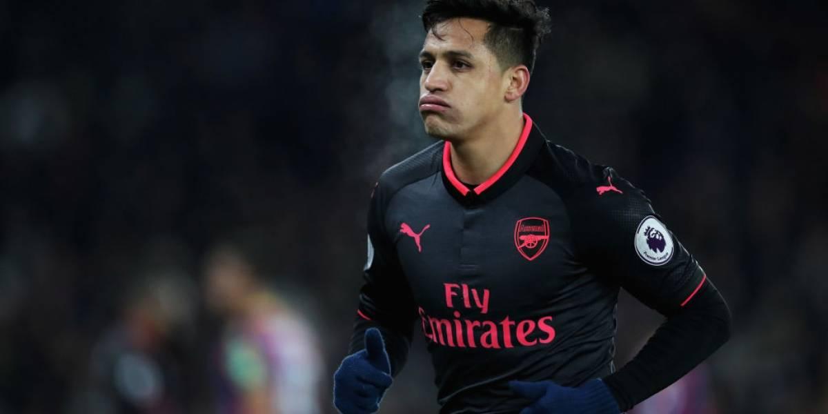 """Pep Guardiola aleja a Alexis del City: """"Es jugador de Arsenal y creo que así seguirá"""""""