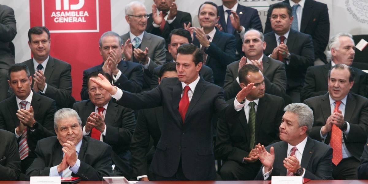 Peña Nieto desea un extraordinario 2018 a los mexicanos