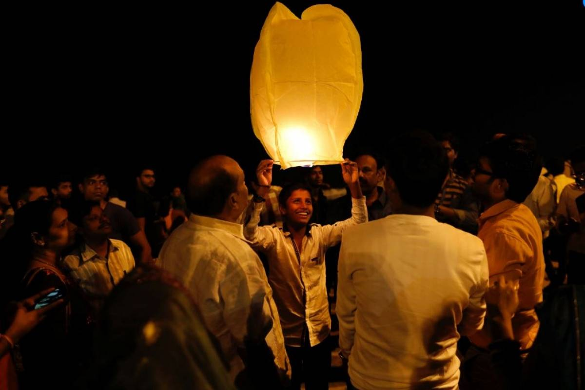 Mumbai, Índia Danish Siddiqui/Reuters
