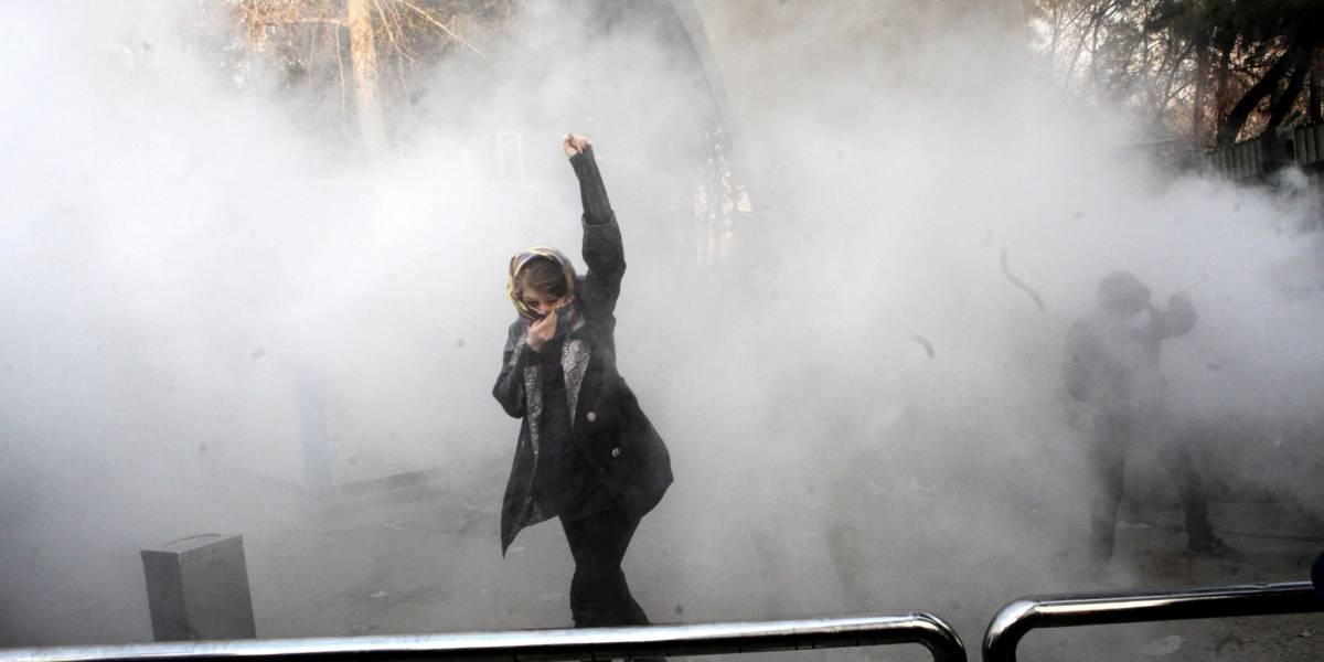 Crisis en Irán: acusan a Estados Unidos de fomentar protestas sangrientas