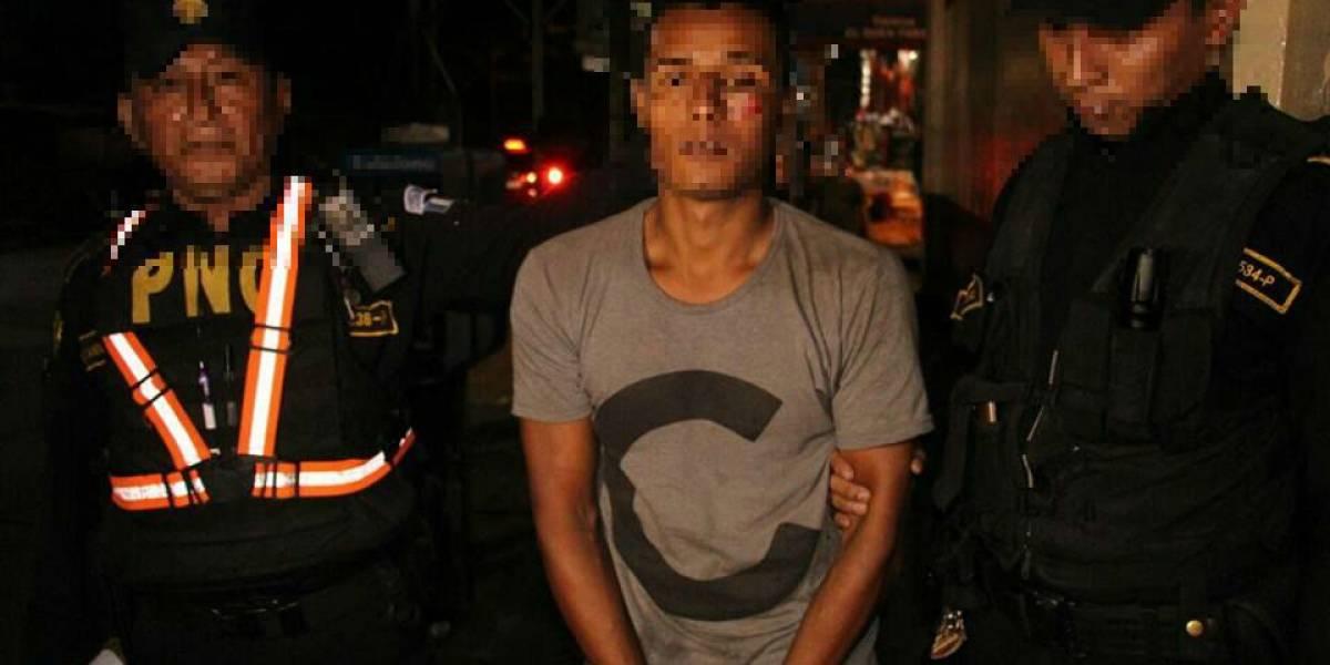Lo capturan por atropellar a peatón con moto robada el 1 de enero de 2014