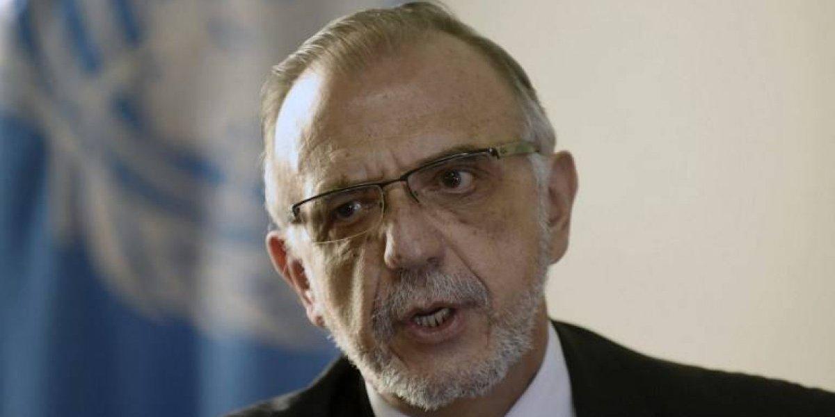 Abogado presenta amparo para garantizar la estabilidad del jefe de la CICIG