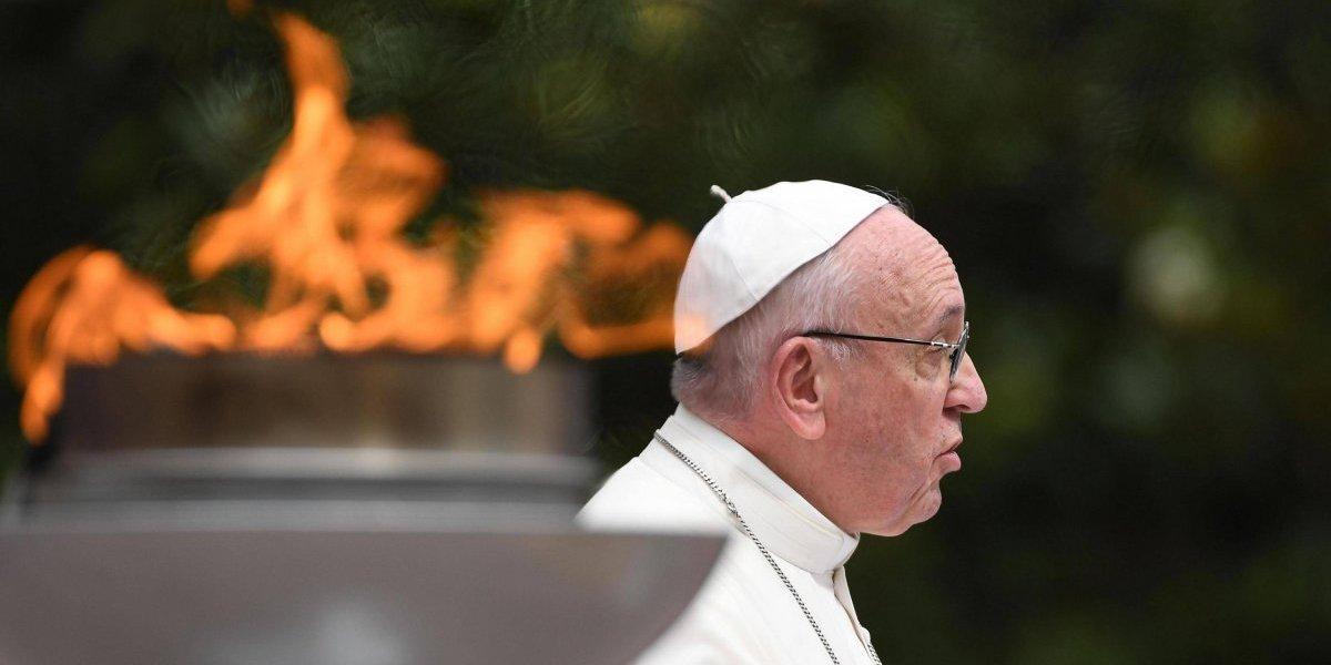 El sentido y valiente último discurso del Papa Francisco en 2017