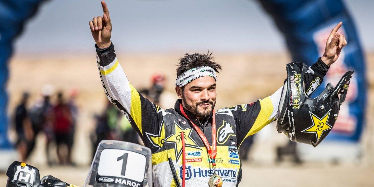 """Pablo Quintanilla sueña en grande: """"Tengo vivo el sentimiento de ganar el Dakar"""""""