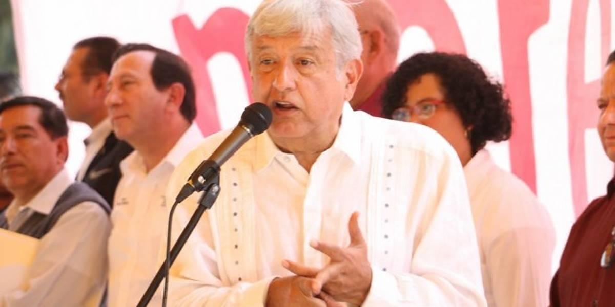 AMLO asegura que Meade será sustituido por Nuño porque 'no levanta'