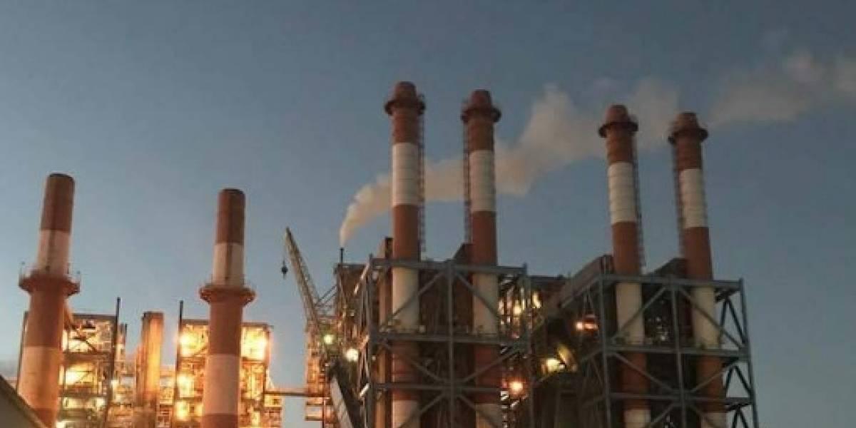 Palo Seco aumenta su generación de energía eléctrica