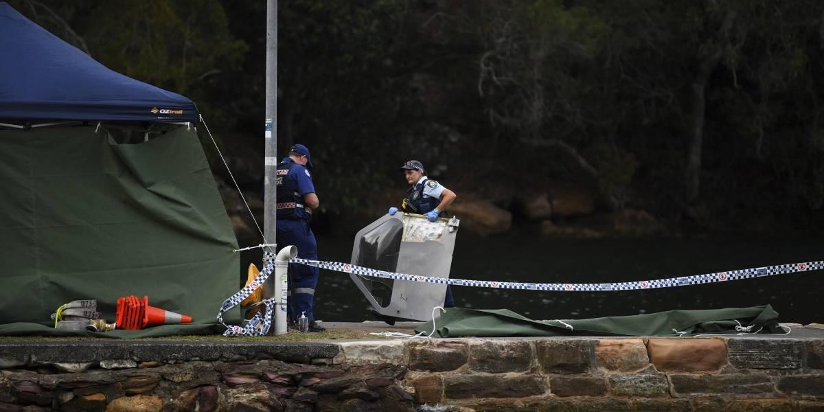 Mueren seis personas tras caída de aeronave en Sidney