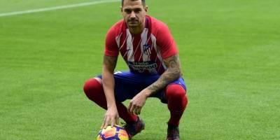 Presentación jugadores Atlético Madrid