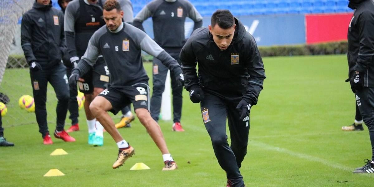 Tigres no descansa y entrena para defender su campeonato