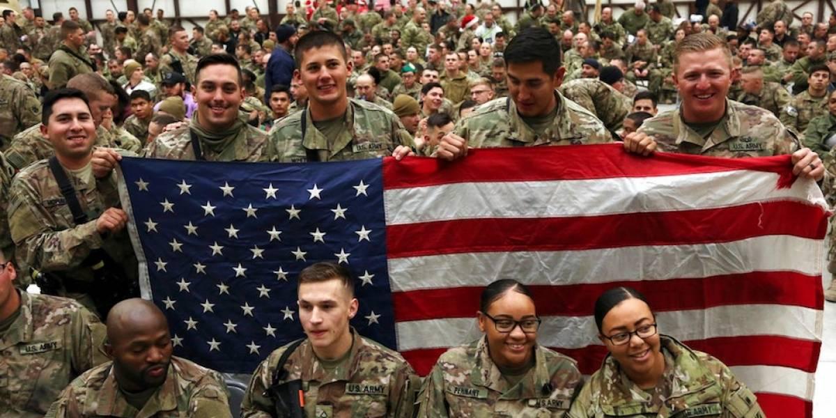 Ejército de EUA ya puede reclutar transexuales