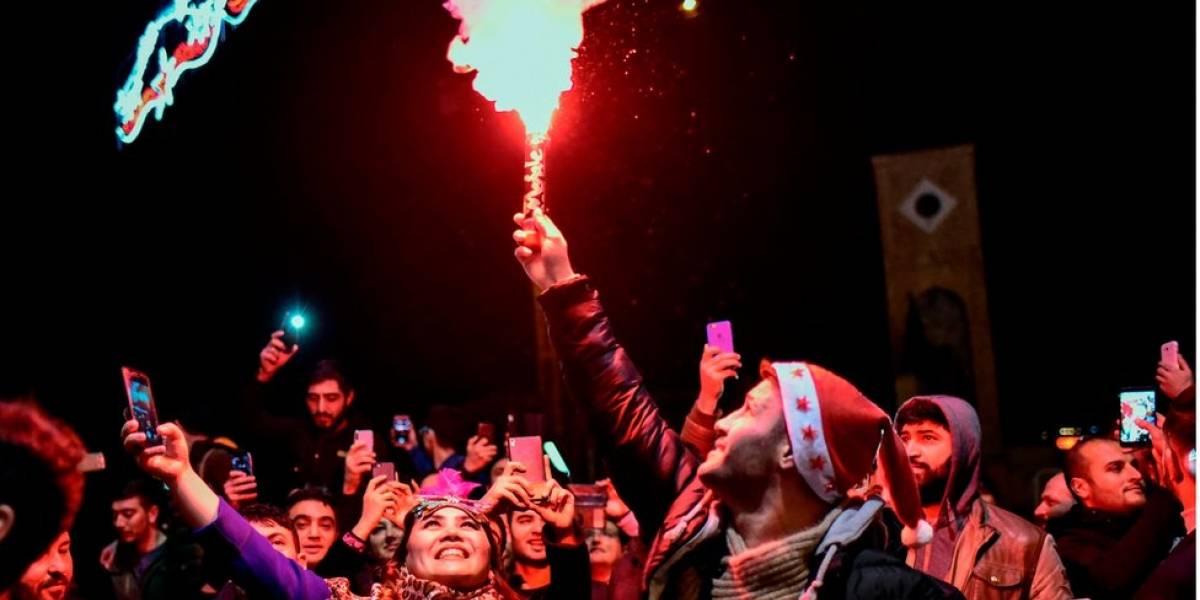 Lei proíbe fogos de artifício que fazem barulho em São Paulo