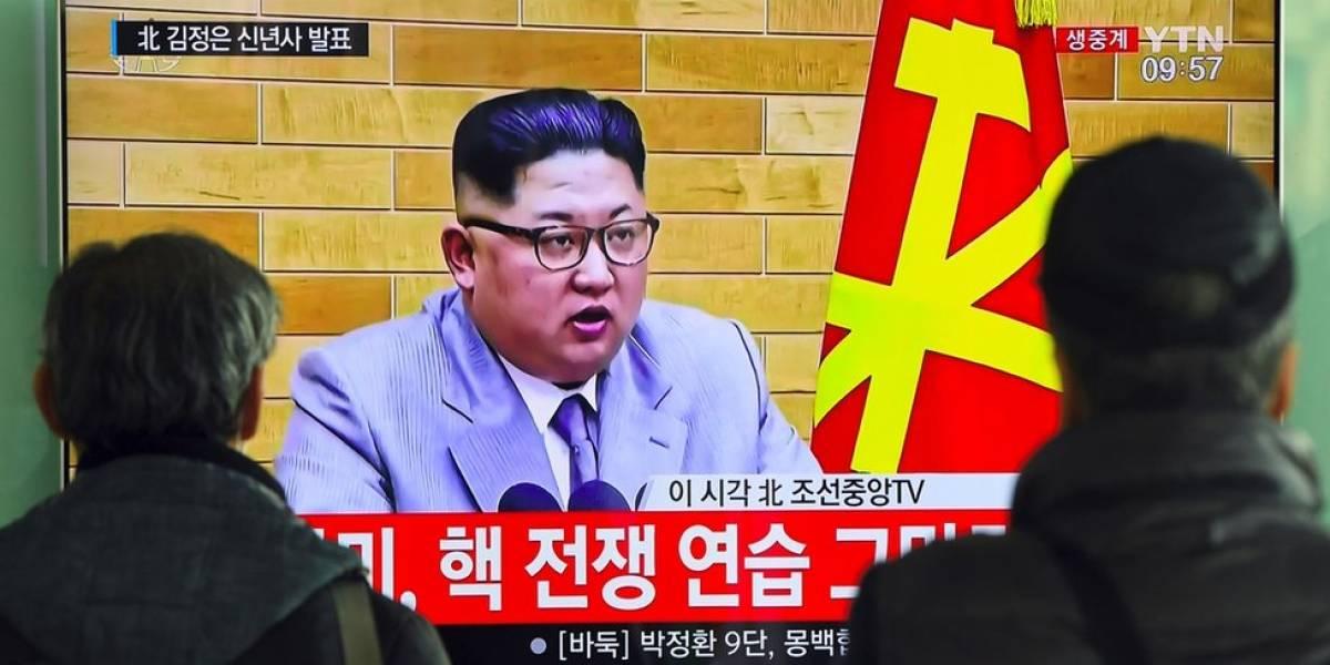 """Em discurso de Ano Novo, líder norte-coreano diz que mantém """"botão nuclear"""" na mesa, mas oferece diálogo"""