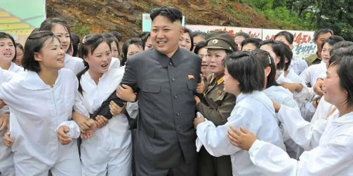 Anúncio de botão da morte de Kim Jong-un 'causa' nas redes