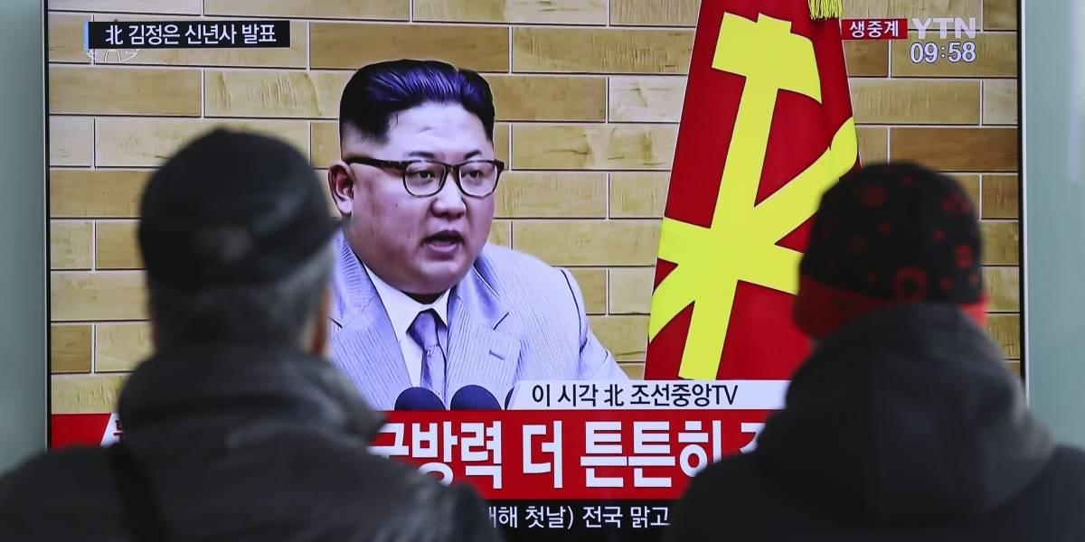 """""""El botón para las armas nucleares está sobre mi mesa"""": Corea del Norte desafía a EEUU en mensaje de Año Nuevo"""