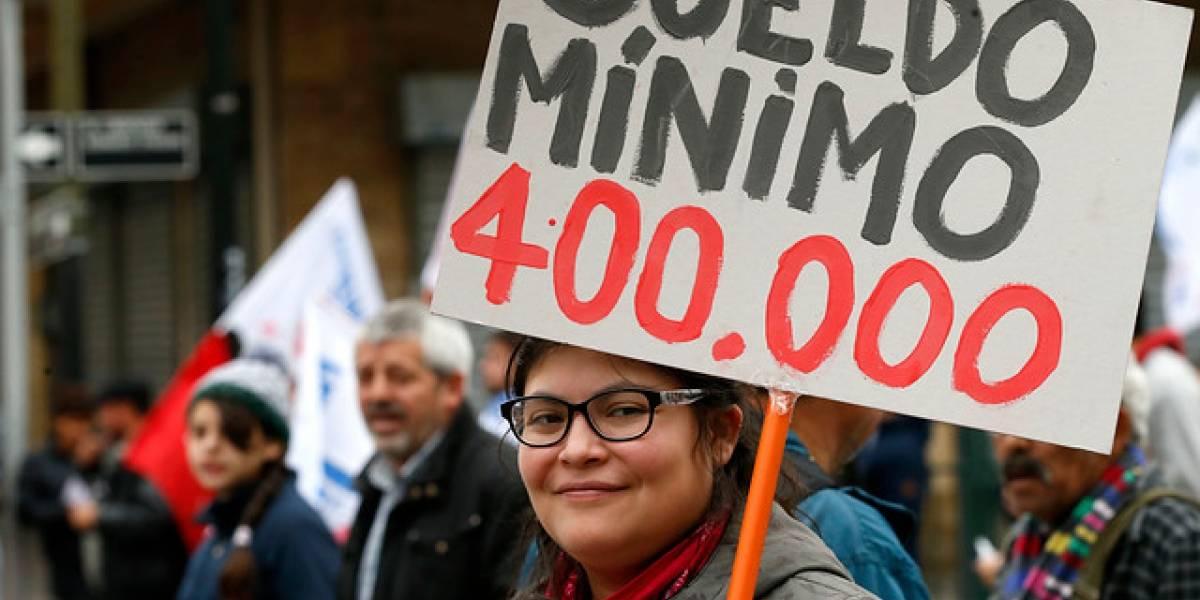 Este lunes sube sueldo mínimo a $276 mil: beneficiará a 170 mil trabajadores