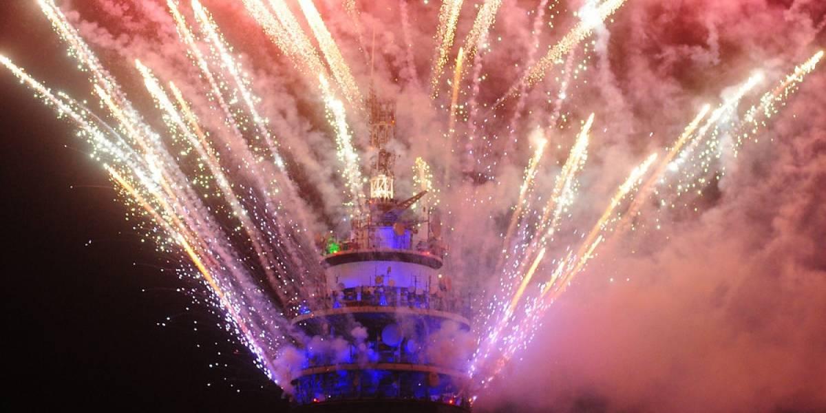 """Todo por culpa de la """"ansiedad"""": la explicación tras insólito error de Año Nuevo en la Torre Entel"""