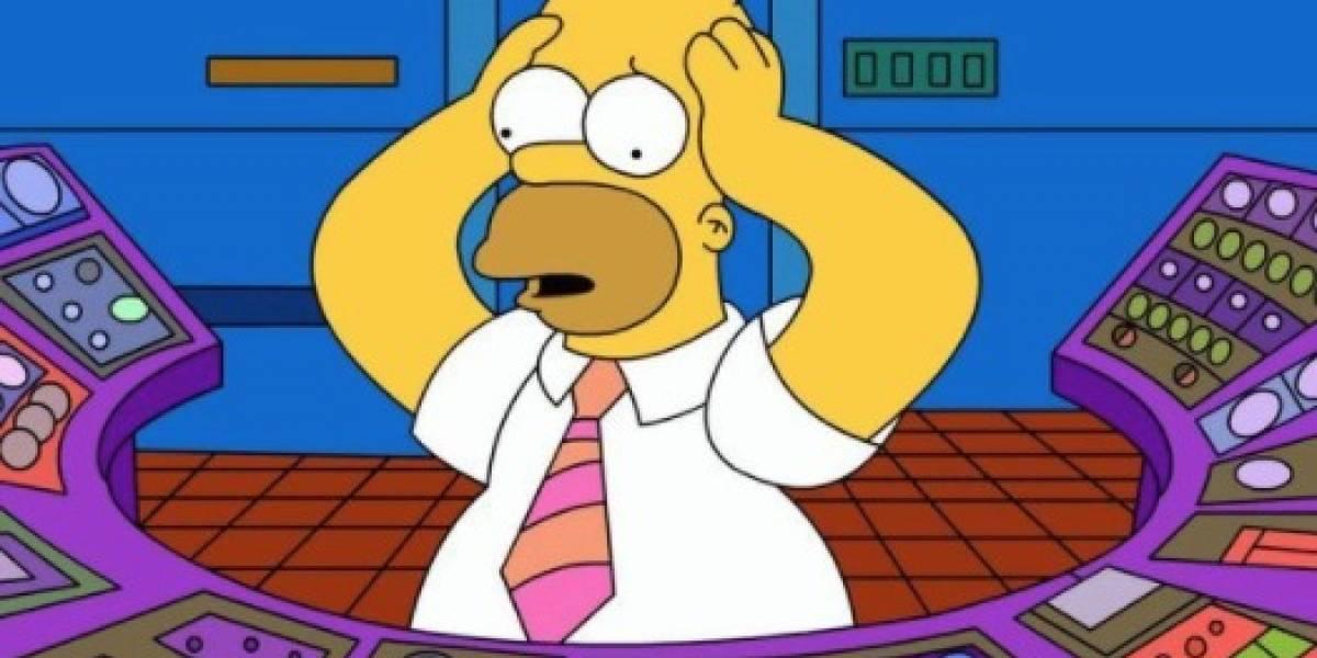 Muere emblemática voz de Los Simpsons