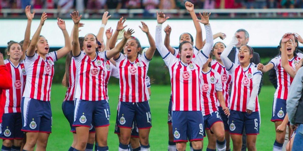 Chivas femenil apunta a una nueva final en el Clausura 2018
