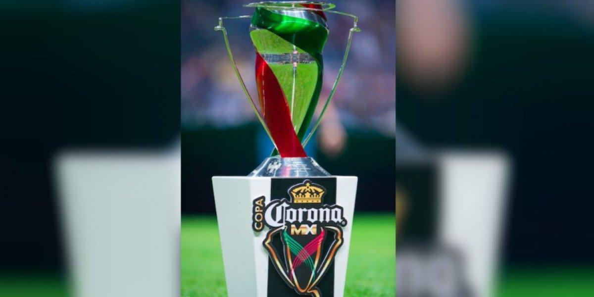 Dan a conocer calendario de Copa Mx del Clausura 2018