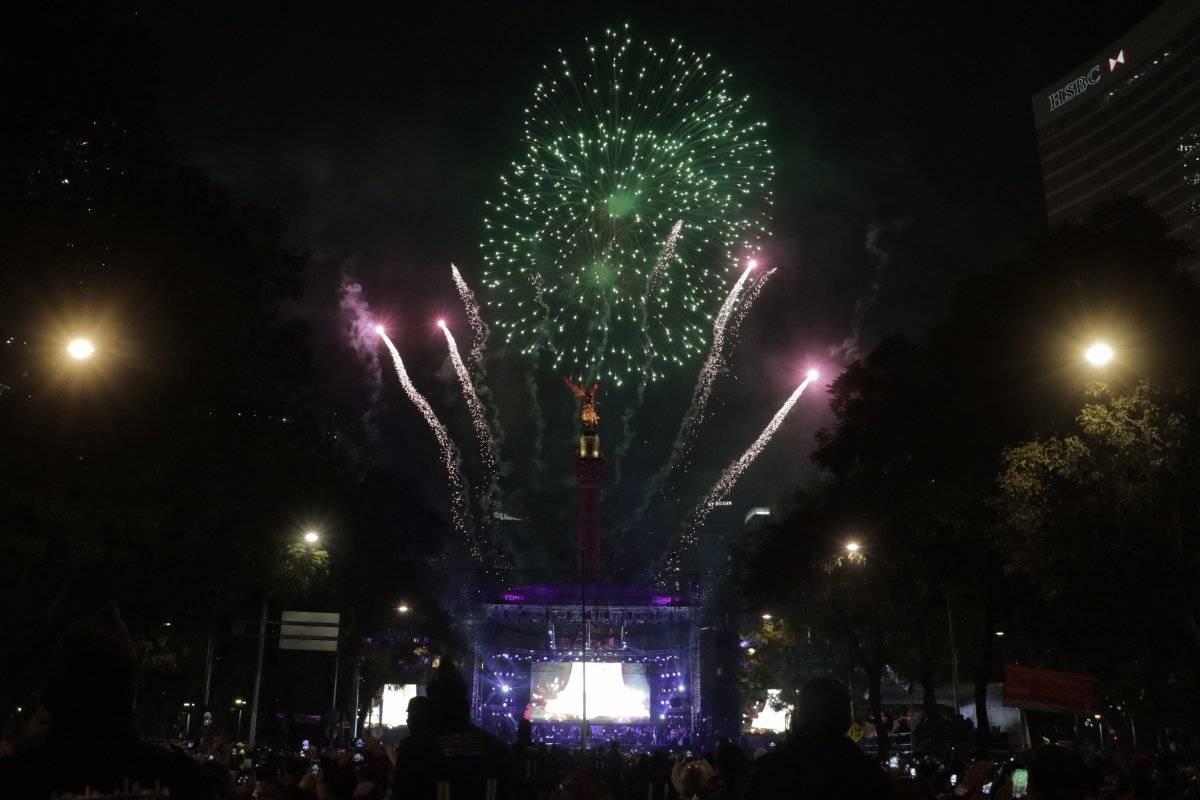 Concierto Año Nuevo CDMX
