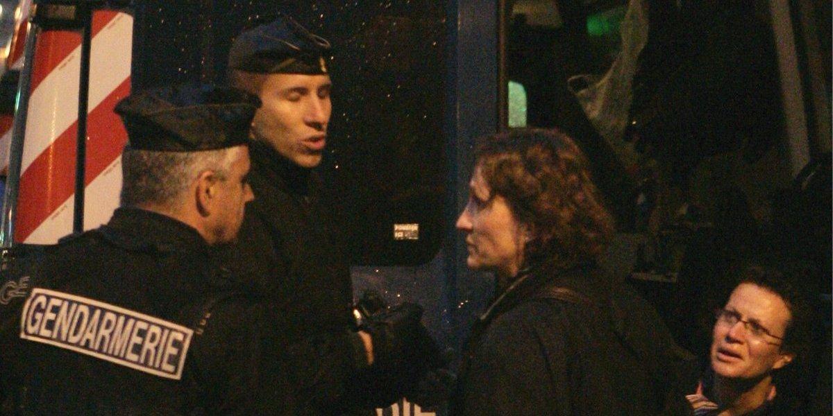 Noche de pánico en Francia, por celebraciones desmedidas