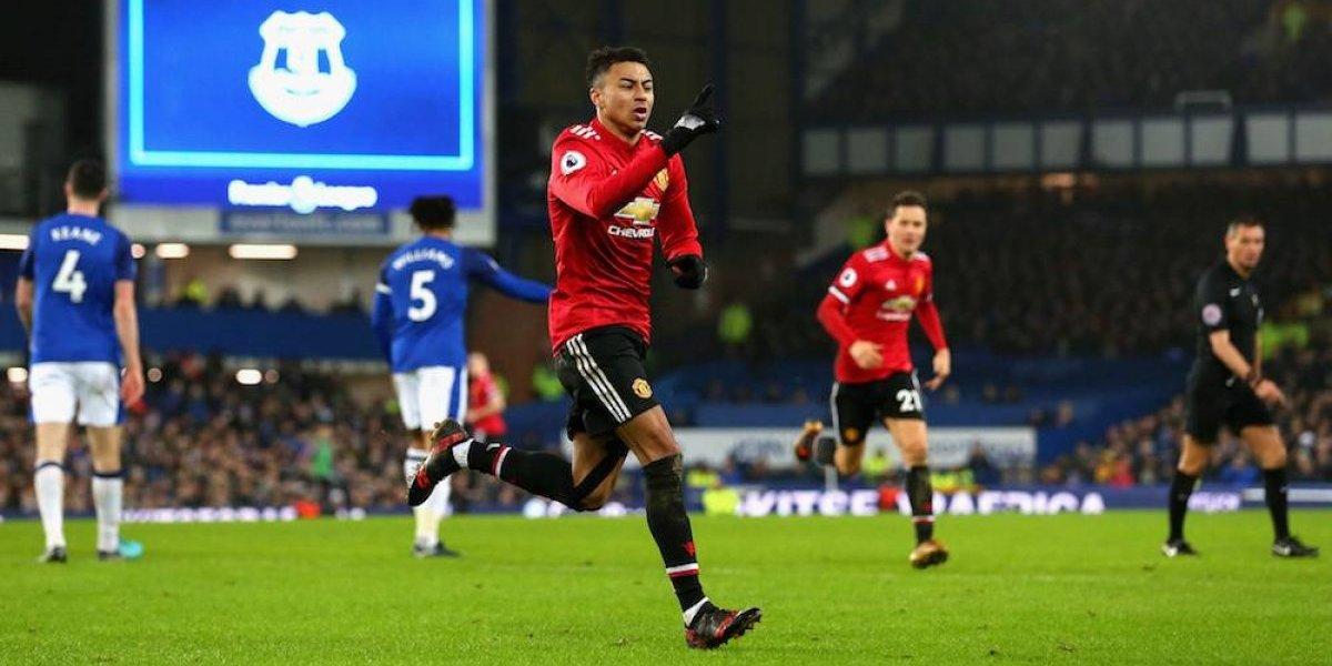 Manchester United arranca el 2018 con triunfo