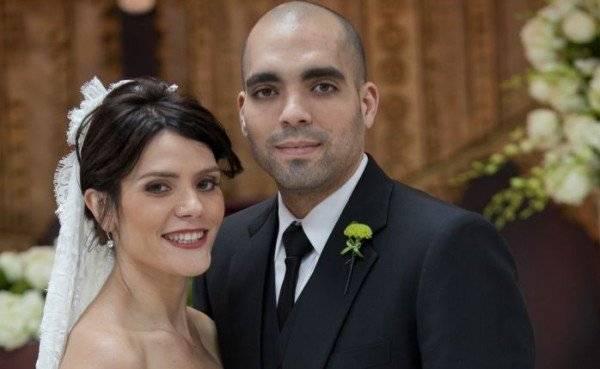 Kany García el día de su boda
