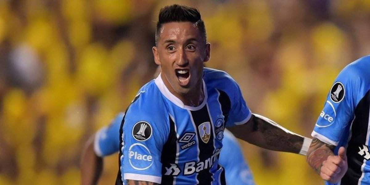 Desde Chile vinculan a Lucas Barrios para llegar a un grande colombiano