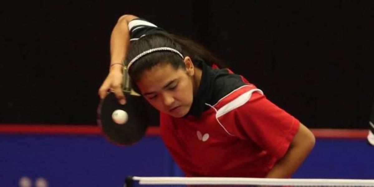 Adriana Díaz alcanza nuevo ranking mundial