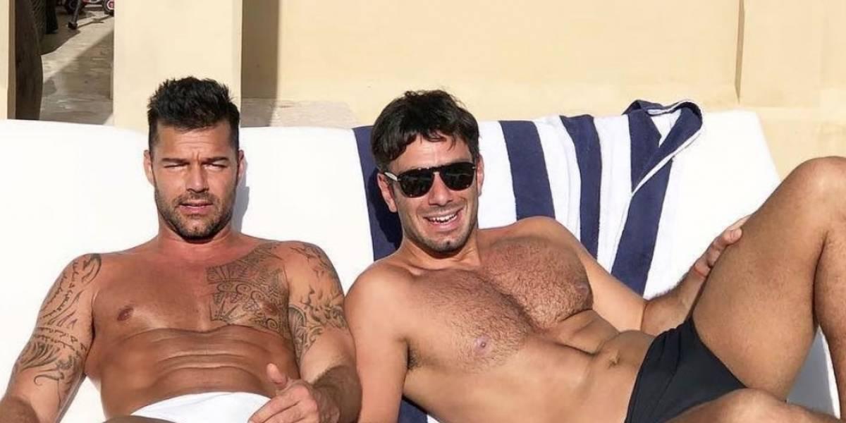 """Ricky Martin: """"Mi novia sabía que yo era gay"""""""