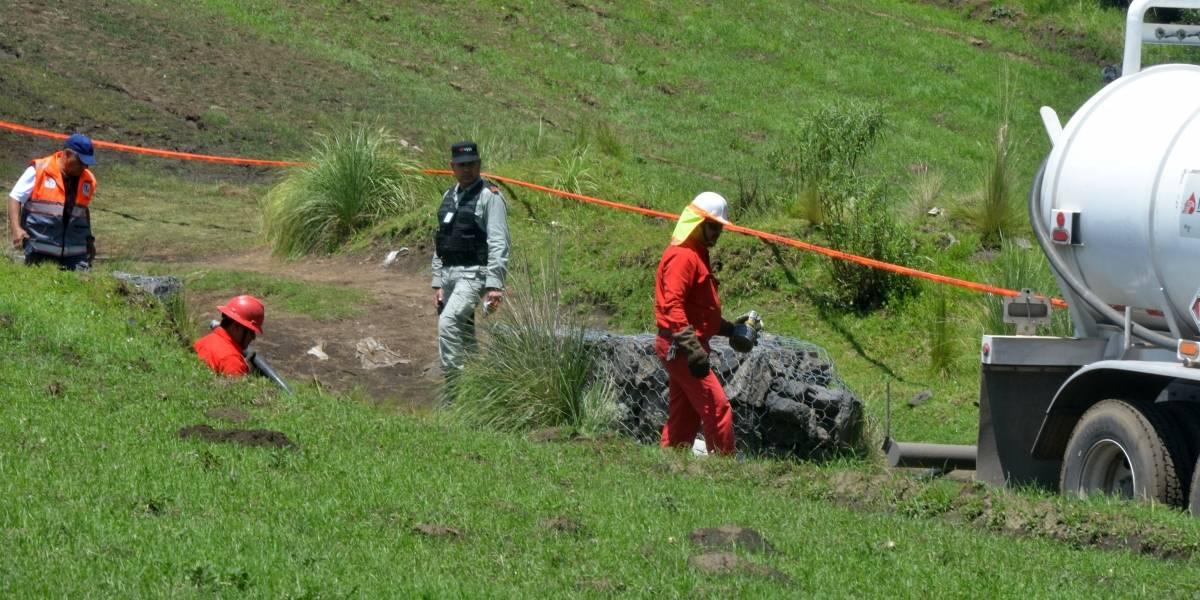 En 2017 se decomisaron 4.8 mdl de 'huachicol' en Puebla