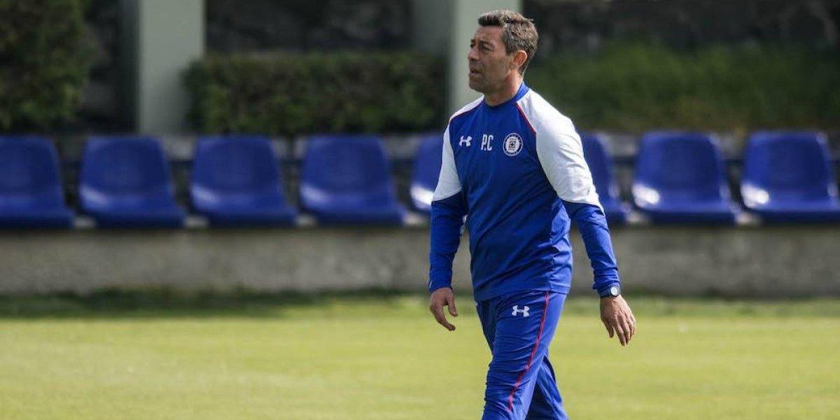 Cruz Azul no contará con Caixinha para el inicio del Clausura 2018