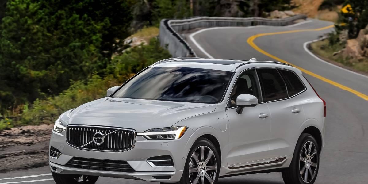 La capital automotriz estadounidense premia al Volvo XC60 como SUV del Año