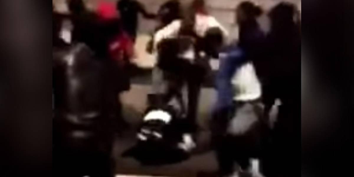 Dos policías reciben una paliza al intervenir en Nochevieja cerca de París