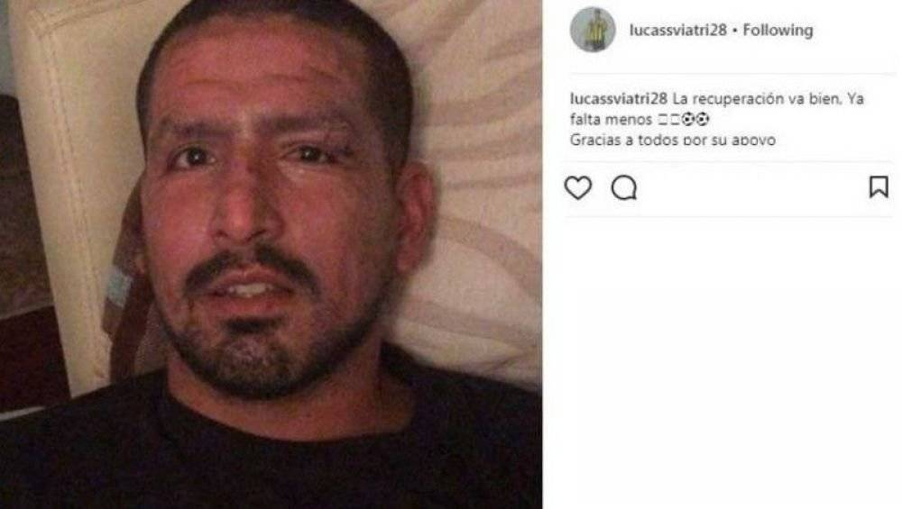 Recuperación Lucas Vitari