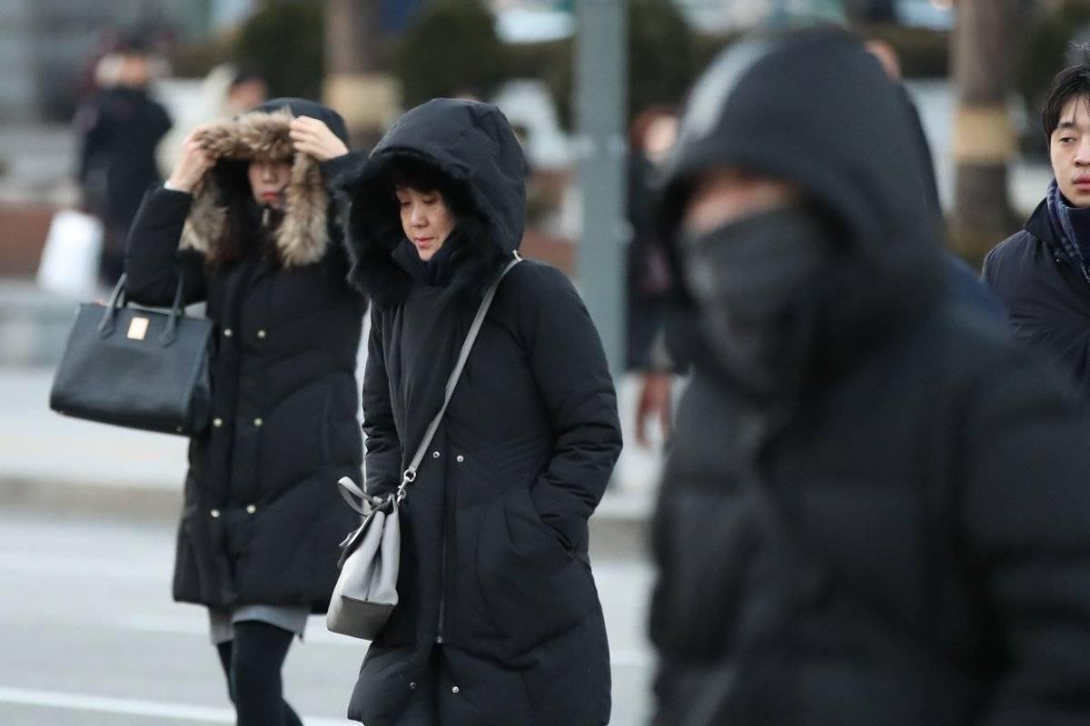 Frío EE.UU. EFE
