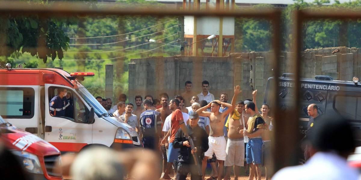 Sangrientos detalles del motín en una cárcel de Brasil a inicios de año