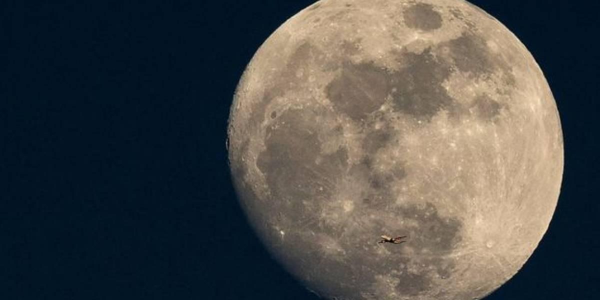 Vea la última superluna del año en Bogotá