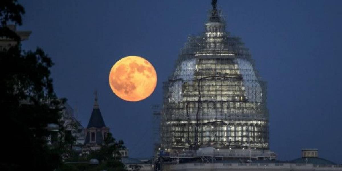 ¡No te pierdas este Viernes Santo de la espectacular Luna rosada!
