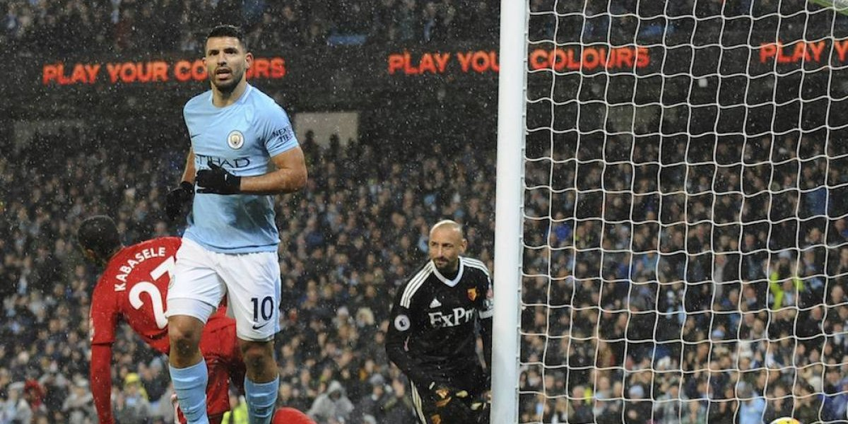 Manchester City sigue imparable en la Premier League