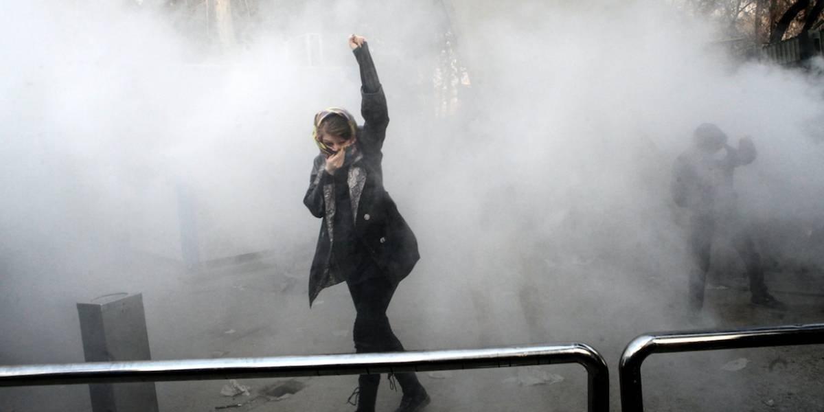 Aumentan a 20 los muertos tras sexta jornada de protestas en Irán