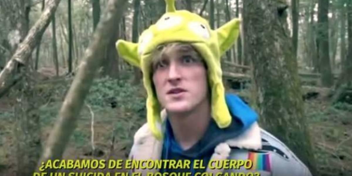 """Logan Paul: youtuber se convierte en el hombre más odiado del mundo en Twitter tras polémico video en """"bosque de los suicidios"""""""