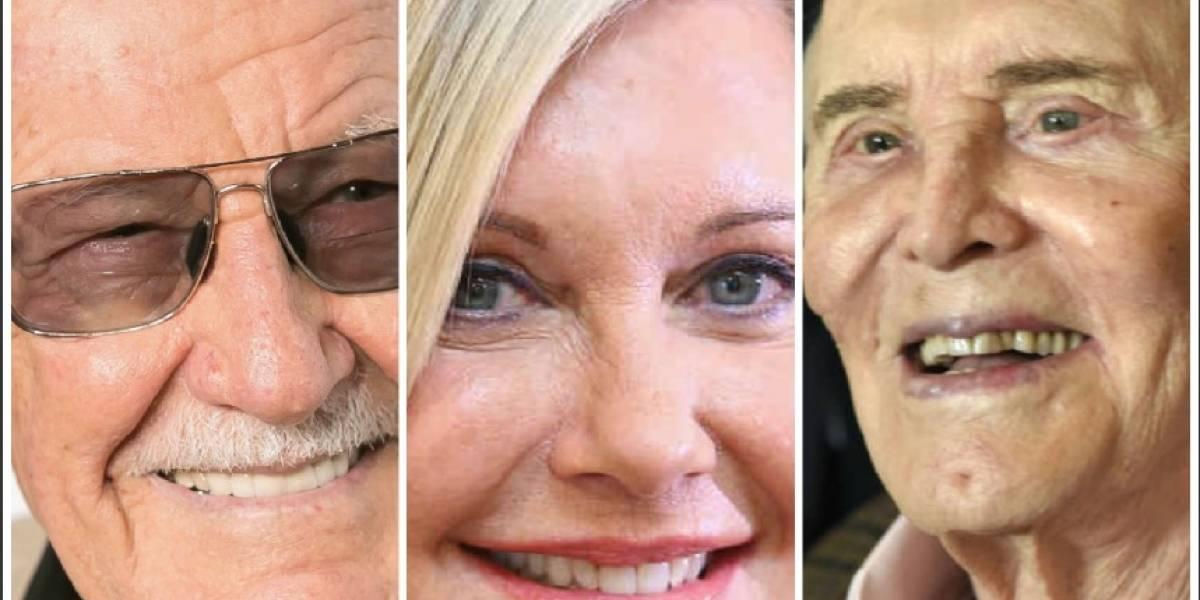Página web realiza una lista con los famosos que podrían fallecer este año