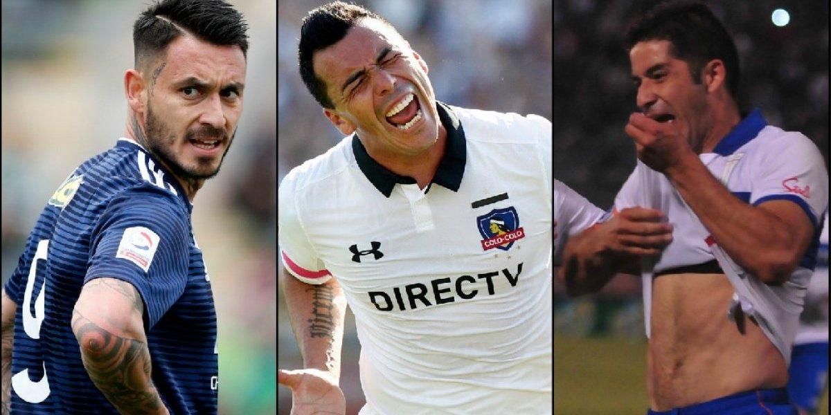 """Los objetivos que tienen los tres """"grandes"""" de Chile para el 2018"""