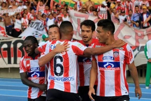 Olimpia de Paraguay vs Junior