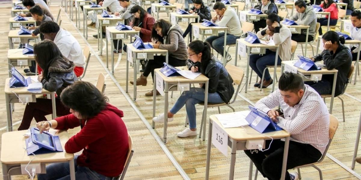 Del 3 al 8 de enero se efectuará selección de sede para rendir el examen Ser Bachiller