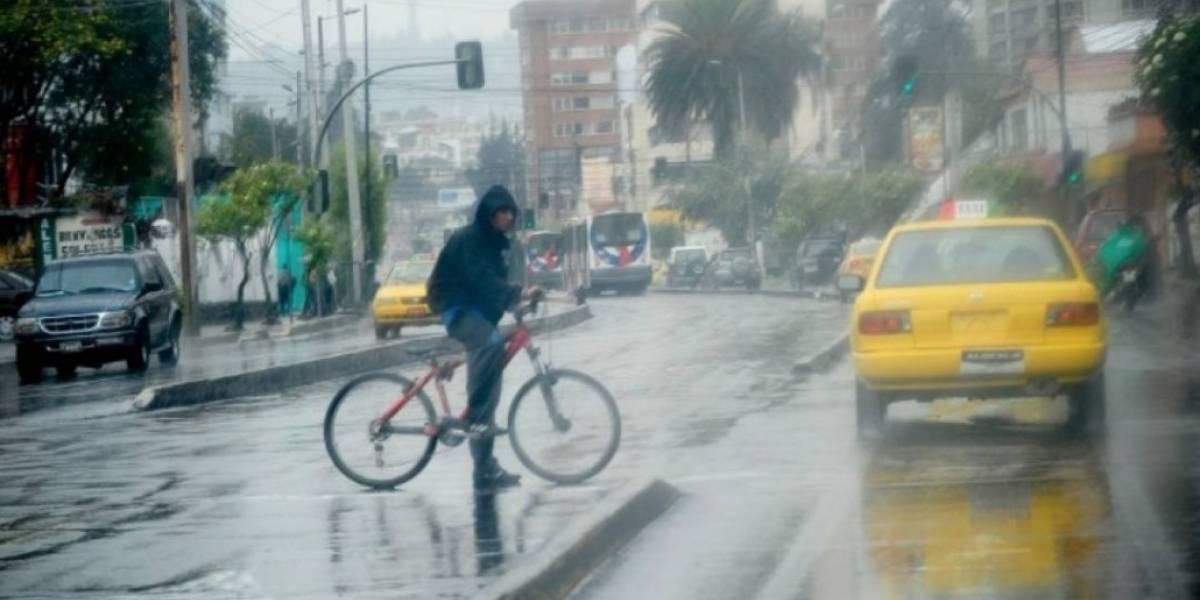 ¿Hasta cuándo habrán bajas temperaturas en Quito?