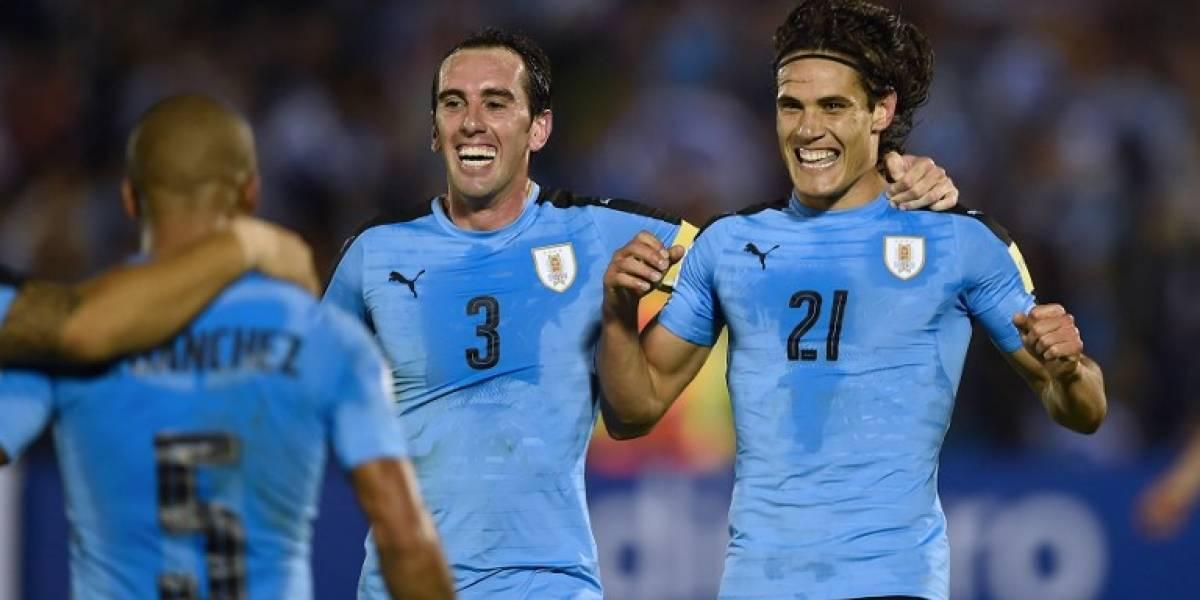 Cavani habla sobre las posibilidades de Uruguay de ganar el Mundial de 2018
