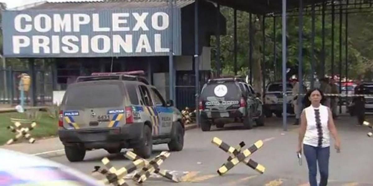 Rebelião em presídio de Goiás tem 9 mortos e 99 foragidos